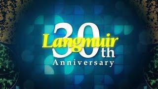 Langmuir 30th Anniversary Celebration