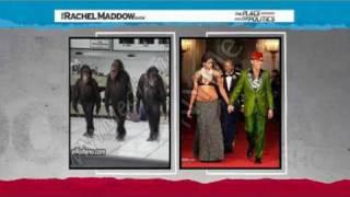 Rachel Maddow: Carl Paladino, slackful SubGenius?
