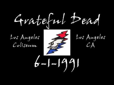 Grateful Dead 6/1/1991