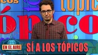 """Berto Romero: """"Los tópicos para ligar sólo son superados por los tópicos para cortar"""" - En el aire"""