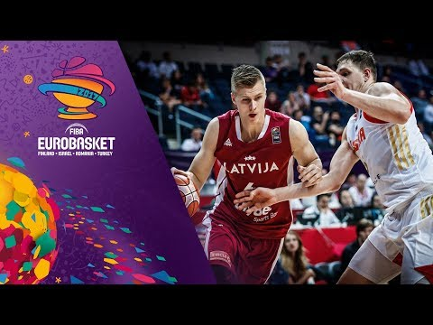 Russia v Latvia - Highlights - FIBA EuroBasket 2017