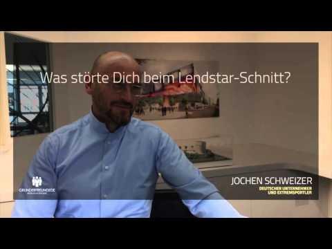 Jochen Schweizer Interview - Part 2 - Insights zur Höhle der Löwen