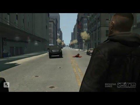 Funny Stuff in GTA IV
