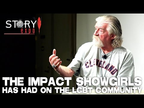 The Impact SHOWGIRLS Has Had On The LGBT Community by Joe Eszterhas