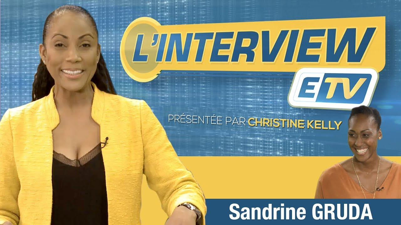 L'interview ETV - Sandrine GRUDA (basketteuse professionnelle WNBA)