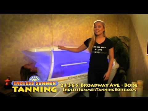 Endless Summer Tanning Total Wellness Salon Youtube