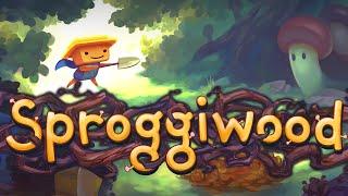 Sproggiwood Gameplay [2/2] - Goatress!