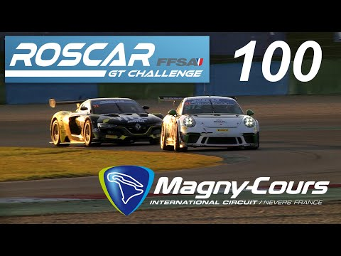 ROSCAR 100 - Magny-Cours - 20/03/2021