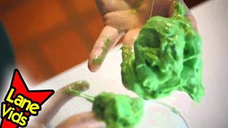 How to Make SLIME | Slime DIY Science Experiment