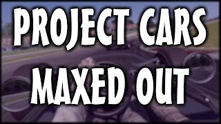 Project Cars | R9 270X 4GB Ultra Settings | Overclocked