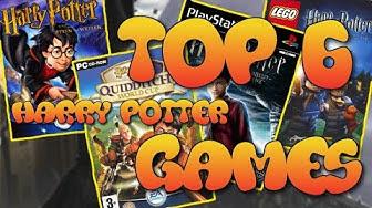TOP 6 der BESTEN Harry Potter GAMES