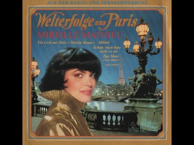 Mireille Mathieu Nein, es tut mir nicht leid (1985)