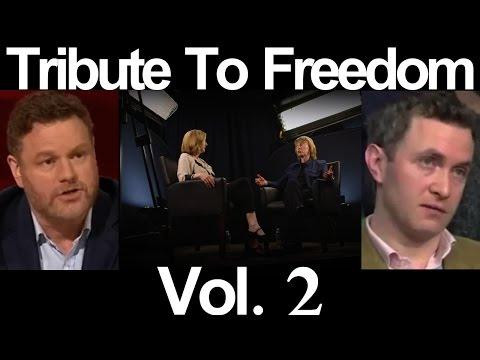 Tribute To Freedom | Vol.2 | Douglas Murray, Mark Steyn, Camille Paglia,Christina Hoff-Summers,Charb