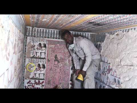 WOW! Ancient Egyptian Tomb Of Amenhotep Discovered In Luxor
