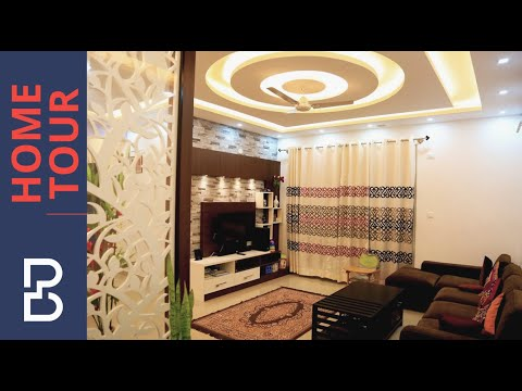 Mr. Ankur and Sucheta's Complete House Interior Design | Bonito Designs | Bangalore