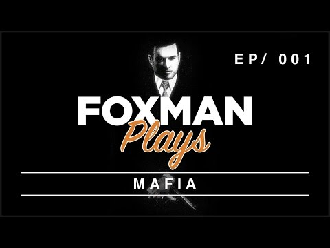 Foxman Plays Mafia - Ep. 1 - An Offer You Can't Refuse / Running Man