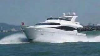 MONTE FINO 76 SEA TRIAL