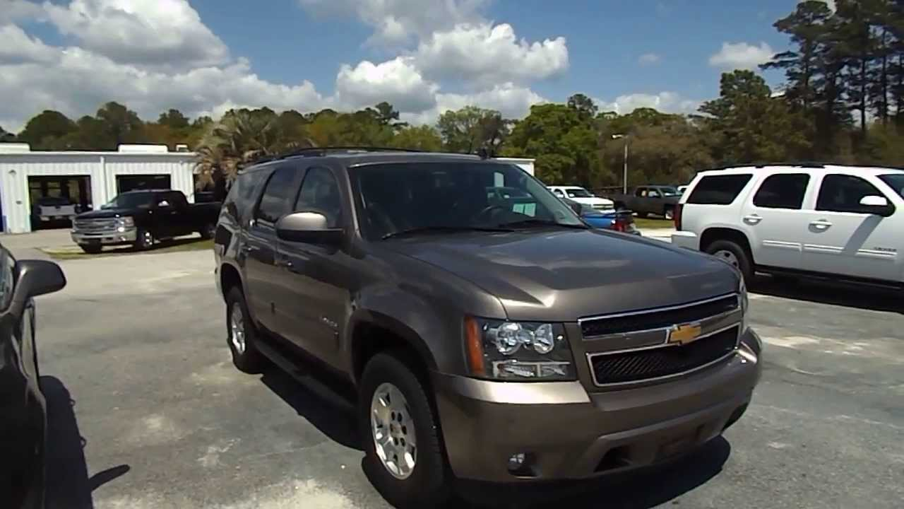 Used chevrolet tahoe for sale charleston sc marchant chevy used cars stock 11746