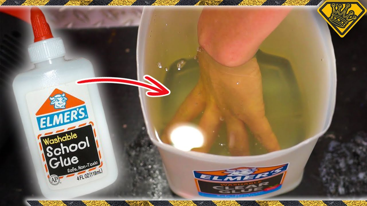 Download How Many Layers of Glue Does It Take To Make A Glue Glove?