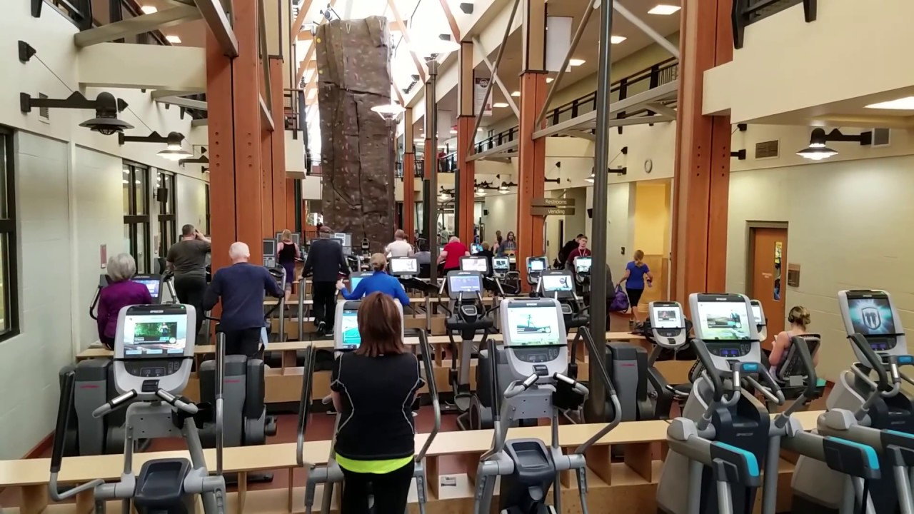 Have Fun At The Kroc Center Coeur D Alene Youtube