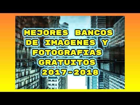 Mejores Bancos de imágenes y fotografías gratuitos 2017-2018