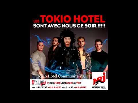 Tokio Hotel on air C'Cauet sur NRJ - 20.03.2017