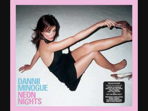 Dannii Minogue // Neon Nights - 16 Just Can't Give You Up