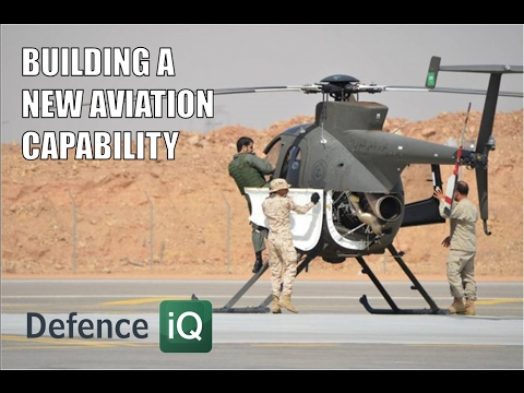 Saudi National Guard: Building an aviation capability from the ground up