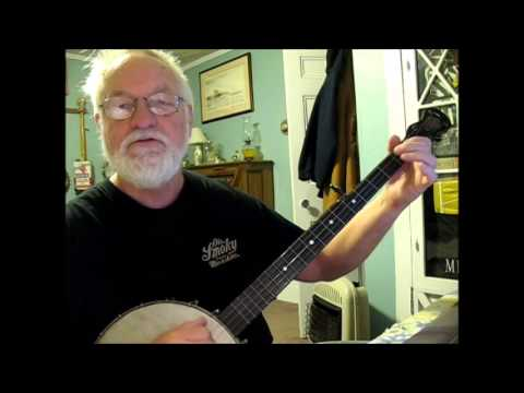 how to play banjo youtube