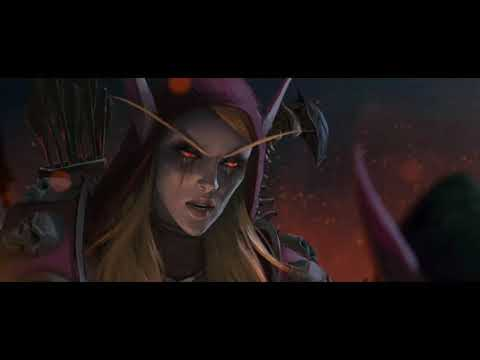 World of Warcraft Destruction Warlock Part 2 of BFA Pre Expansion Mount