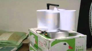 桶型垂直軸風力發電機.flv