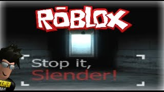 Roblox: Stop it Slender!