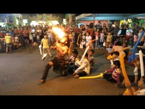 Fire Eater Teaser (Wizard Entertainment Malaysia)