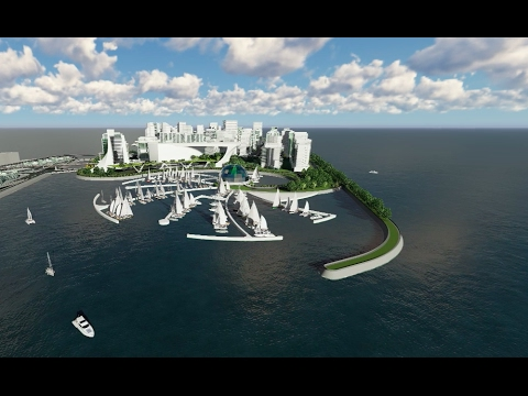 Opposition surrounds Solar City - visionary project for Manila