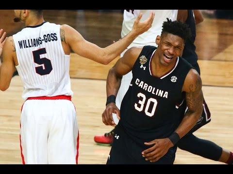 Extended Game Highlights: South Carolina vs. Gonzaga