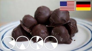 Nutellakugeln Rezept --- Nutella Balls Recipe