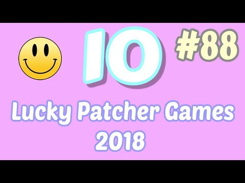 10 Lucky Patcher Android No Root Games List #88 2018