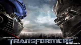 Клип 30 Seconds To Mars   A Beautiful Lie Трансформеры (Transformers)