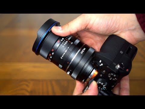 Venus Optics 'Laowa' Magic Shift Converter review (with 12mm f/2.8 lens)