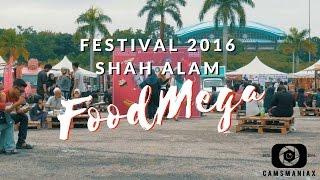 Malaysian Street Food - Food Mega Festival Shah Alam