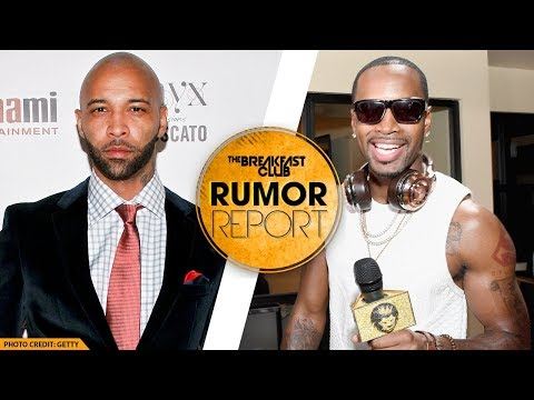 DJ Slab 1 - Safaree Says Joe Budden Is Playin Tough On Camera