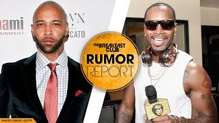 Safaree Says Joe Budden Is Playin Tough On Camera For 'Love & Hip Hop'