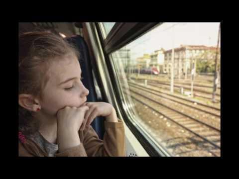 la vita è come un viaggio in treno