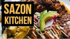 SAZON KITCHEN / NEW MEXICAN RESTAURANT IN SEATTLE / BEST MEXICAN BREAKFAST IN SEATTLE 2019