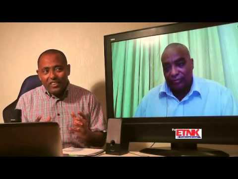 Interview with Dr  Tadesse Biru part 1 ETNK Oslo 08 11 2015