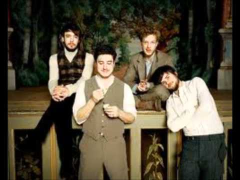Mumford and Sons - White Blank Page