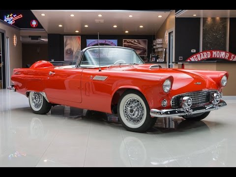 1956 Ford Thunderbird For Sale Youtube