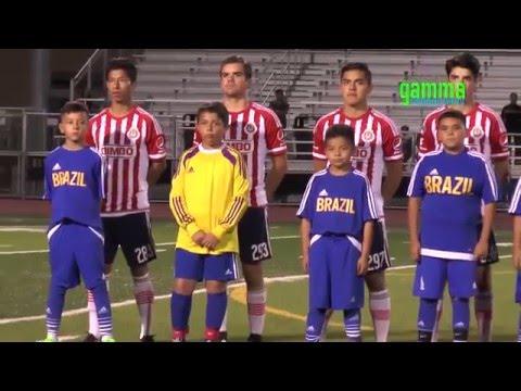 Chivas Sub 20  vs.   CD  Aguiluchos USA