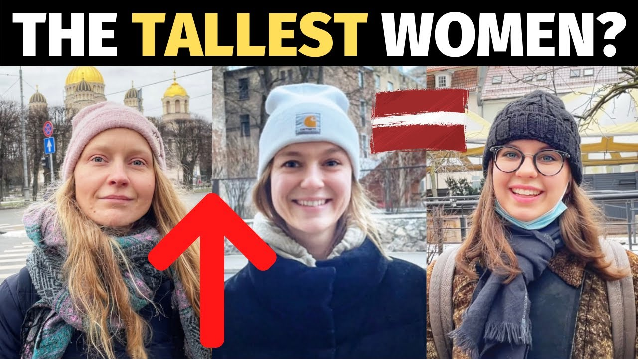 Download Tallest WOMEN in THE WORLD!! (Latvia)