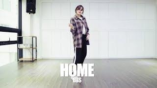 Gambar cover HOME choreography - BTS / Choreo by Ga Young